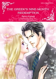 THE GREEK'S NINE-MONTH REDEMPTION - Mills&Boon comics ebook by Maisey Yates, Reiko Kishida