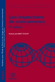 Les inspections de concurrence ebook by Nathalie Jalabert-Doury