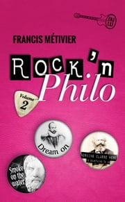 Rock'n philo (Volume 2) ebook by Francis Métivier