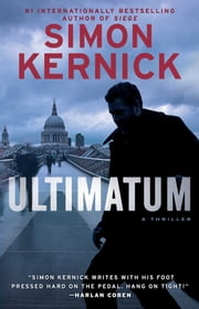 Ultimatum - A Thriller ebook by Simon Kernick