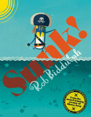Sunk! ebook by Rob Biddulph