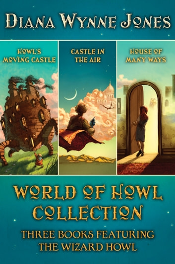 World of howl collection ebook by diana jones 9780062373151 world of howl collection howls moving castle house of many ways castle in fandeluxe Epub