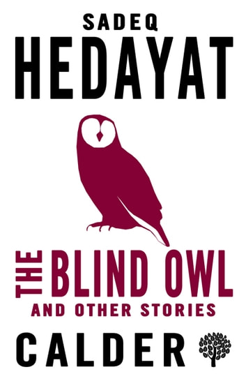 The Blind Owl and Other Stories ebook by Sadegh Hedayat,D.P. Costello