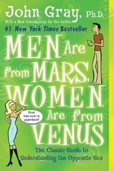 an analysis of the book men are from mars women are from venus by john gray Inside this summary, analysis & review of john gray's men are from mars, women are from venus by instaread  overview of the book important people key takeaways analysis of key takeaways  about the author with instaread, you can get the key takeaways, summary and analysis of a book in 15 minutes.