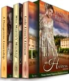 To Woo an Heiress Boxed Set (Three Sweet Regency Romances in One) ebook by Lindsay Randall