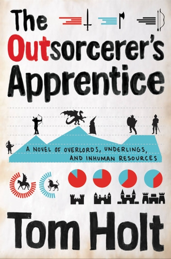 The Outsorcerer's Apprentice ebook by Tom Holt