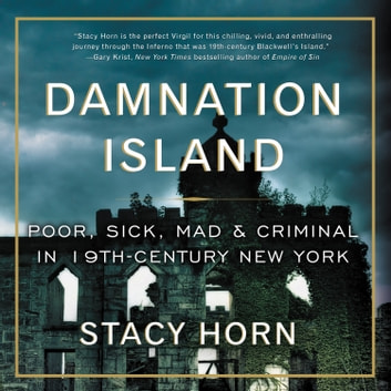 Damnation Island - Poor, Sick, Mad, and Criminal in 19th-Century New York audiobook by Stacy Horn