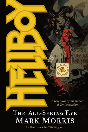 Hellboy: All-Seeing Eye ebook by Mike Mignola