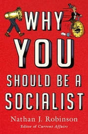 Why You Should Be a Socialist e-kirjat by Nathan J. Robinson