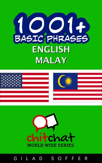 1001+ Basic Phrases English - Malay ebook by Gilad Soffer