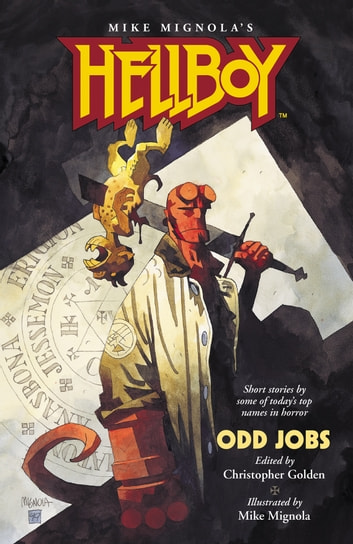 Hellboy: Odd Jobs ebook by Various