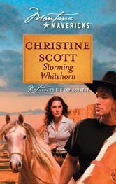 Storming Whitehorn ebook by Christine Scott