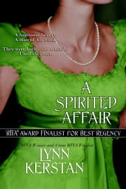 A Spirited Affair ebook by Lynn Kerstan
