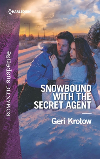 Snowbound with the Secret Agent ebook by Geri Krotow