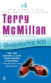Disappearing Acts ebook by Terry McMillan