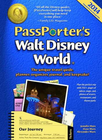Passporters walt disney world 2014 ebook by jennifer marx passporters walt disney world 2014 the unique travel guide planner organizer journal fandeluxe Choice Image
