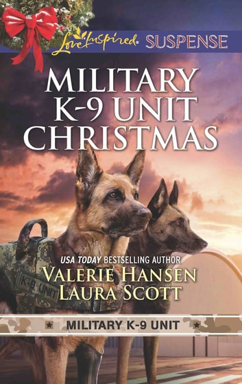 Military K-9 Unit Christmas - Christmas Escape\Yuletide Target ebook by Valerie Hansen,Laura Scott