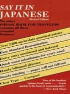 Say It in Japanese ebook by Dover