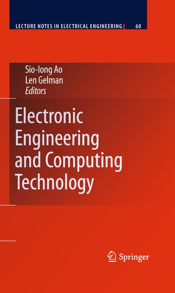 Electronic Engineering and Computing Technology ebook by