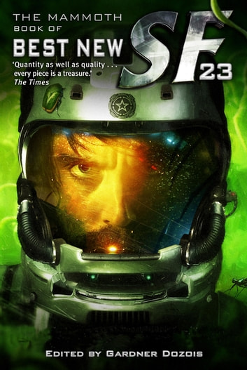 The Mammoth Book of Best New SF 23 ebook by Gardner Dozois