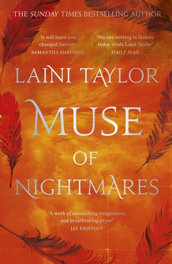 Muse of Nightmares - the magical sequel to Strange the Dreamer ebook by Laini Taylor