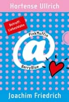 PinkMuffin@BerryBlue 2: PinkMuffin@BerryBlue. Betreff: LiebesWahn eBook by Hortense Ullrich, Joachim Friedrich, Carola Holland