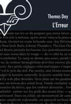 L'Erreur ebook by Thomas Day