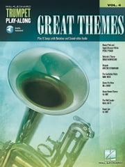 Great Themes - Trumpet Play-Along Volume 4 ebook by Hal Leonard Corp.