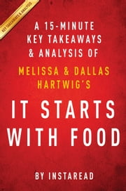 It Starts With Food: by Melissa and Dallas Hartwig | A 15-minute Key Takeaways & Analysis ebook by Instaread