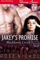 Jakey's Promise ebook by Rose Nickol