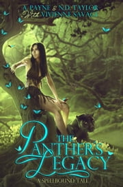 The Panther's Legacy ebook by Vivienne Savage,A. Payne,N.D. Taylor