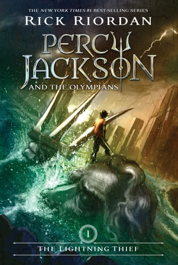 Lightning Thief, The (Percy Jackson and the Olympians, Book 1) ekitaplar by Rick Riordan