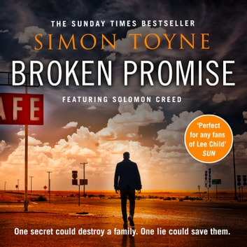 Broken Promise: A Solomon Creed Novella audiobook by Simon Toyne
