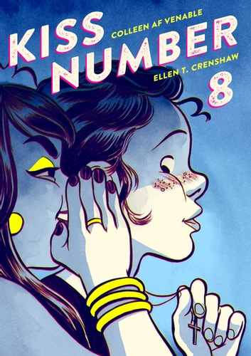 Kiss Number 8 ebook by Colleen AF Venable