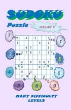 Sudoku Puzzle, Volume 5 ebook by YobiTech Consulting