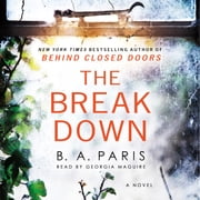 The Breakdown - A Novel audiobook by B. A. Paris