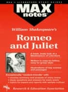 Romeo and Juliet (MAXNotes Literature Guides) ebook by Judy Clamon