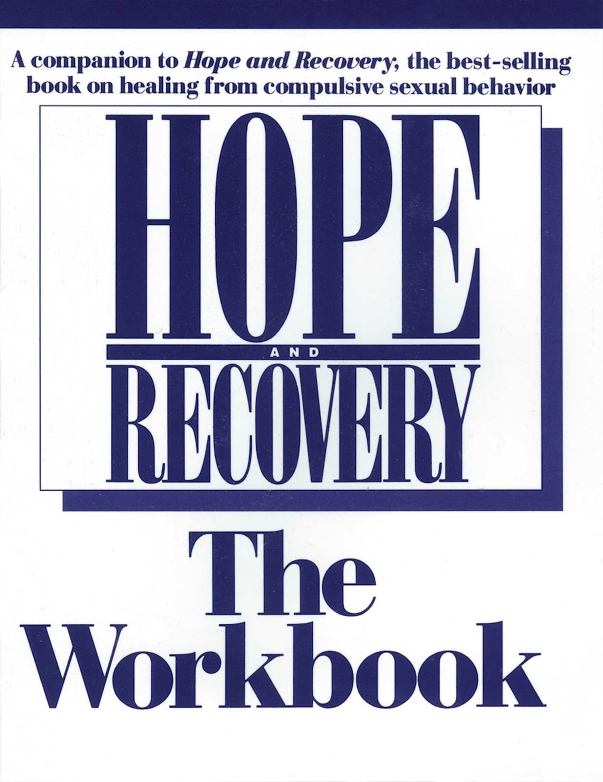 Workbooks codependents anonymous workbook : Hope And Recovery The Workbook eBook by Anonymous - 9781616491444 ...