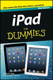 iPad For Dummies ebook by Edward C. Baig,Bob LeVitus