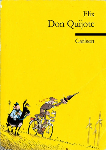 Don Quijote ebook by Flix