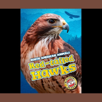 Red-tailed Hawks audiobook by Megan Borgert-Spaniol