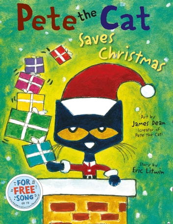 Pete the Cat Saves Christmas ebook by Eric Litwin,James Dean