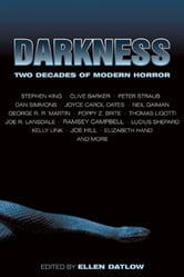 Darkness - Two Decades of Modern Horror ebook by