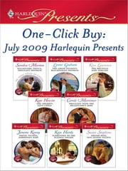 One-Click Buy: July 2009 Harlequin Presents - Billionaire Prince, Pregnant Mistress\The Greek Tycoon's Blackmailed Mistress\The Brunelli Baby Bargain\The Sheikh's Love-Child\Pregnant with the Billionaire's Baby\Pirate Tycoon, Forbidden Baby ebook by Sandra Marton,Lynne Graham,Kim Lawrence,Kate Hewitt,Carole Mortimer,Janette Kenny