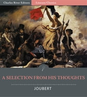 A Selection from His Thoughts ebook by Joseph Joubert