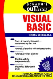 Schaum's Outline of Visual Basic ebook by Byron Gottfried