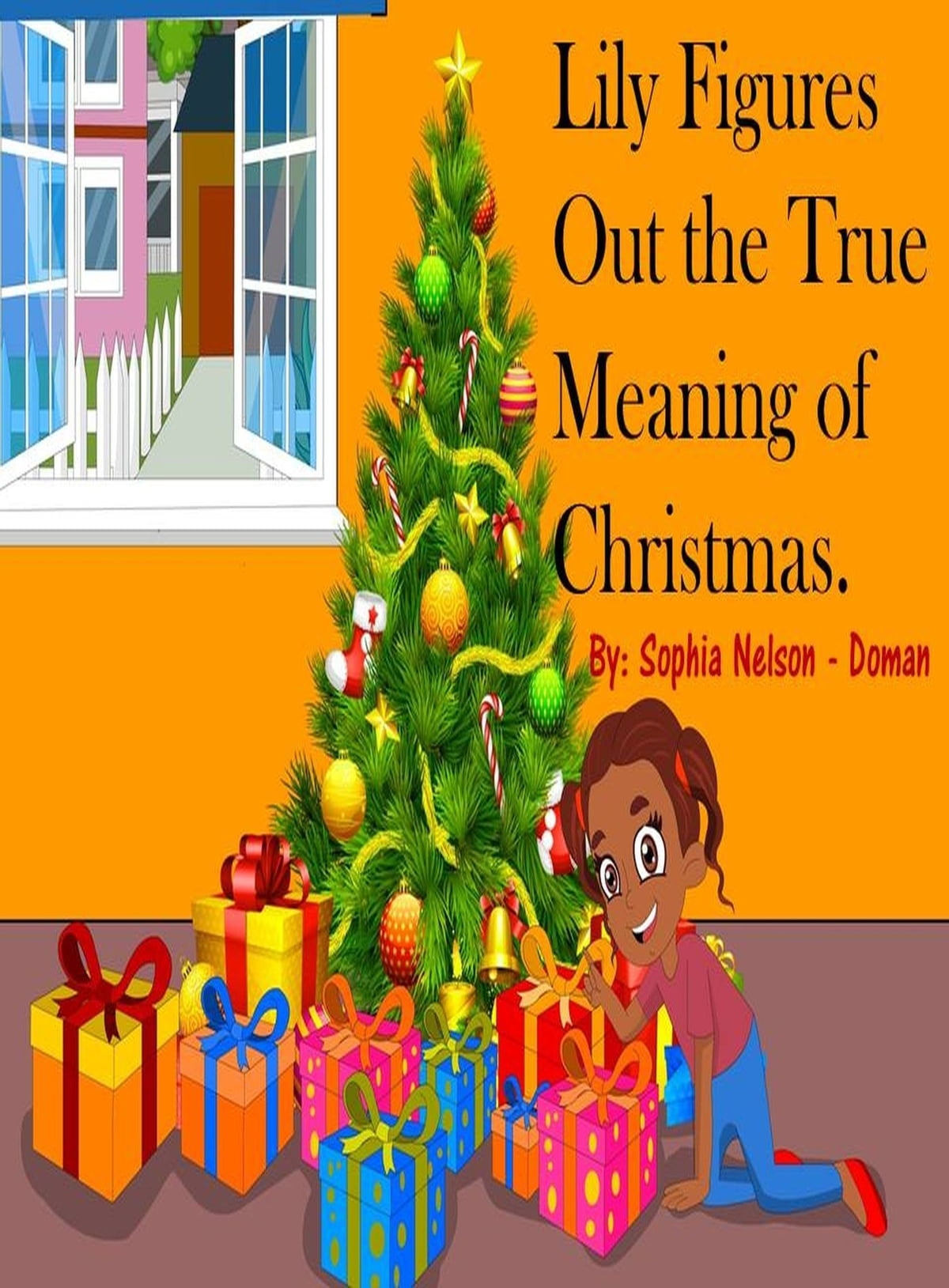 Christmas Meaning.Lily Figures Out The True Meaning Of Christmas Ebook By Sophia Nelson Doman Rakuten Kobo