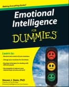 Emotional Intelligence For Dummies ekitaplar by Steven J. Stein