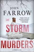 The Storm Murders ebook by John Farrow