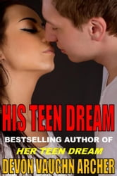 His Teen Dream ebook by Devon Vaughn Archer